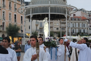 Procession de l'Assomption 2019